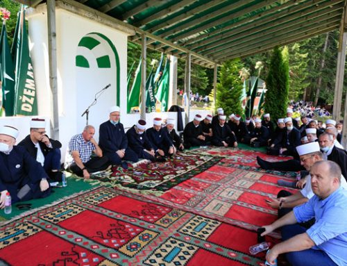 The Celebrations of Bosnia and Herzegovina Muslims