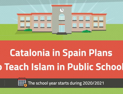 Teaching Islam in Catalonia (Infographic)