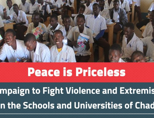 Peace is Priceless Campaign (Infographic)