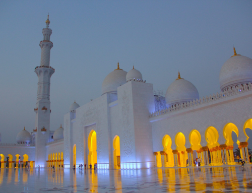 Converting mosques into green buildings