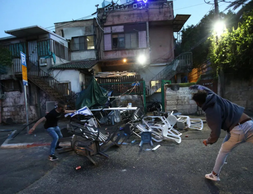 The Crisis of Sheikh Jarrah neighborhood in Jerusalim
