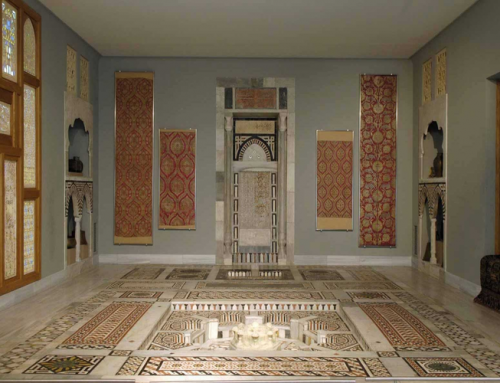 The Islamic art collections of the Benaki Museum in Athens