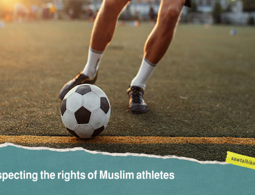 Respecting the rights of Muslim athletes